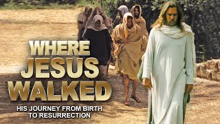 Where Jesus Walked - 3371