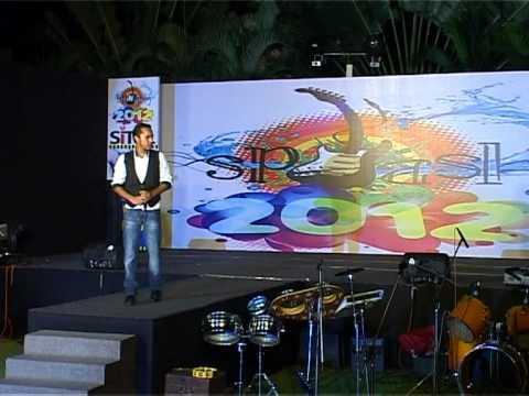 sitel chennai splash 2012 part 4 youtube