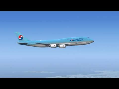Captain Hoy - PMDG 747-8 - London Heathrow (EGLL) - Seoul Incheon (RKSI)