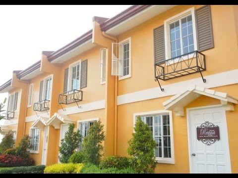 House and Lot for Sale in Camella Homes | Model Unit: REANA | 2BR & 1TB | Call us @ +639177797303