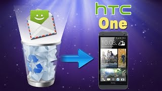 How to Retrieve Deleted SMS Text Messages from HTC One in One Click?