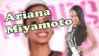 Ariana Miyamoto Miss Japan