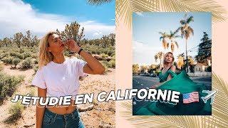 Je pars étudier en Californie ! 🌴