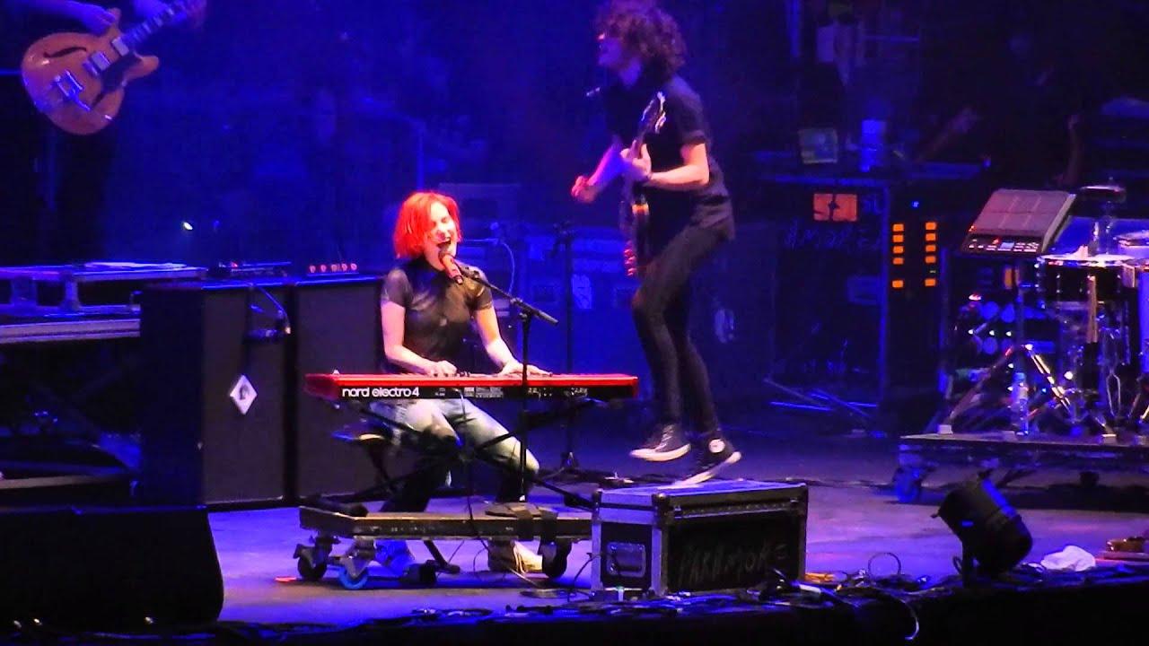 Paramore 2014 Live Paramore - Last Hope L...