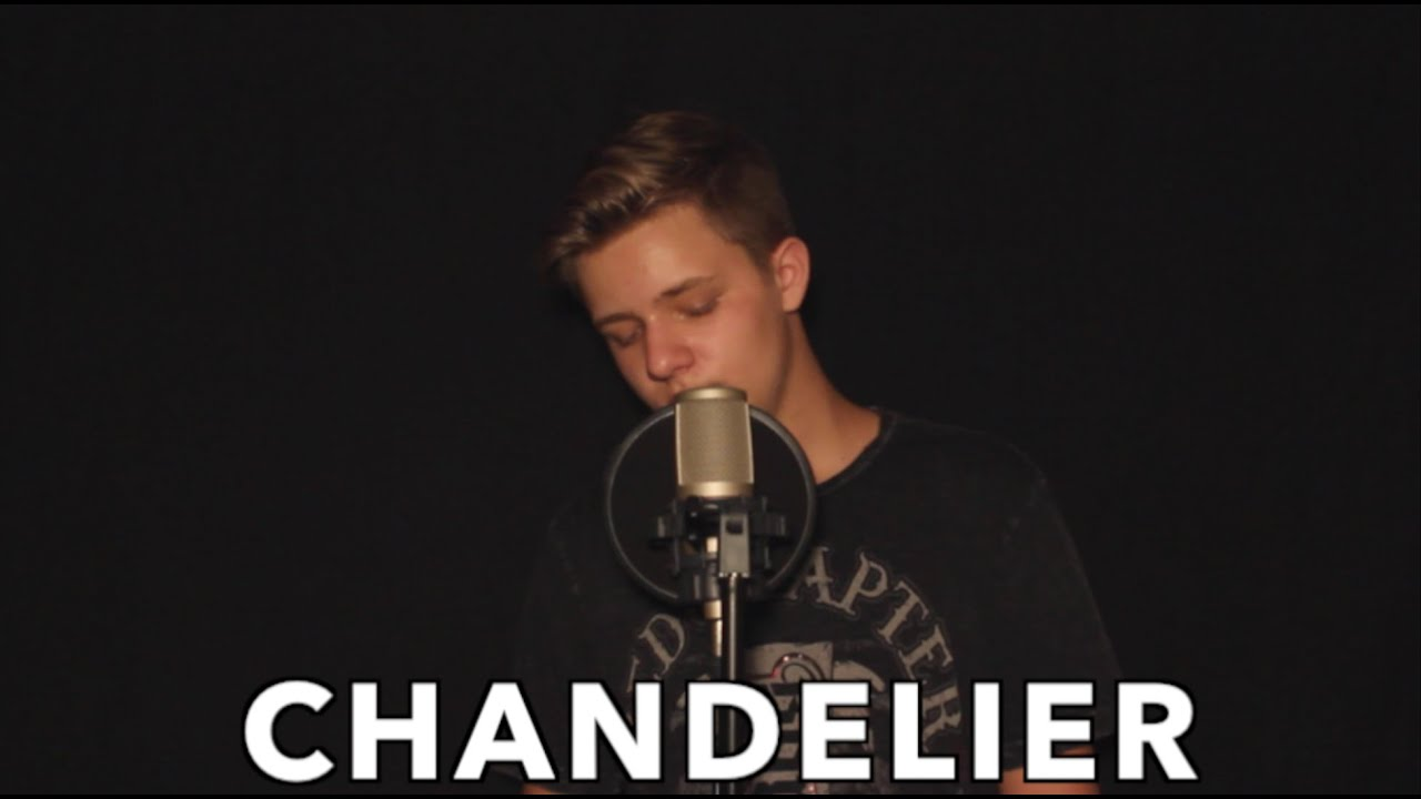 Chandelier Sia (Official Cover) by Noah Turner - YouTube