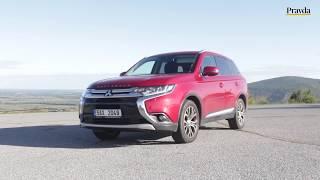 TEST:Mitsubishi Outlander