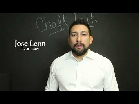 Witnesses are IMPORTANT! | Leon Law, PLLC