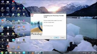 How to install adobe photoshop cc portable