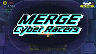 Merge Cyber Racers - Play it on Poki