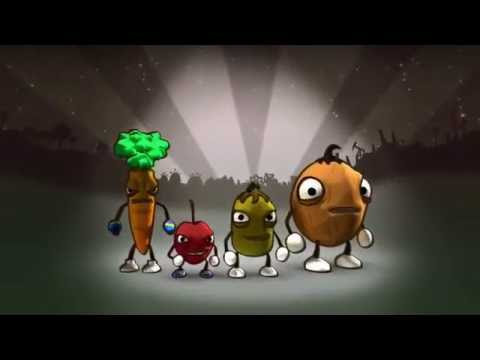 Organic Panic Official IOS Trailer HD 2016 mobile game release