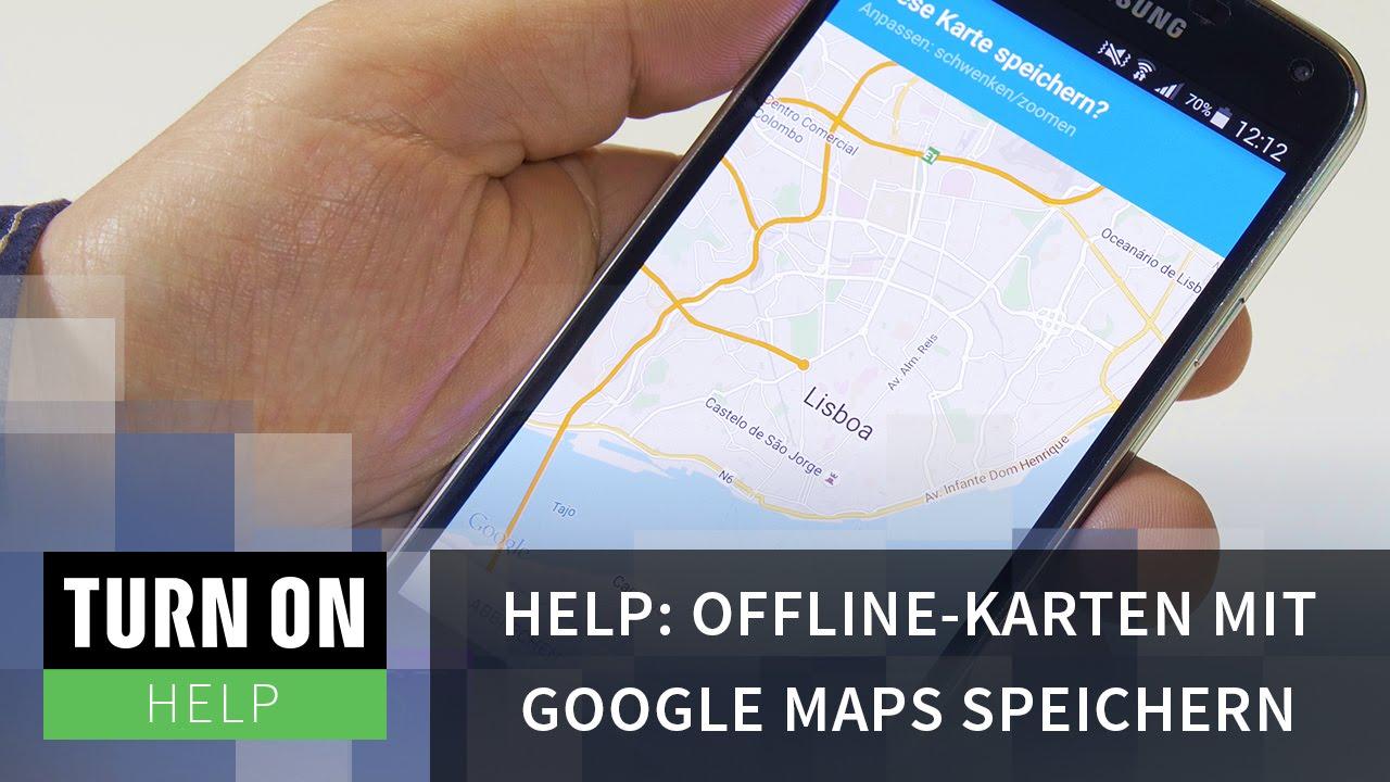 route herunterladen google maps