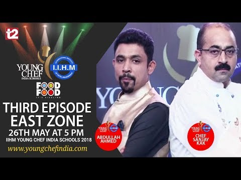 Young Chef India on Food Food - East
