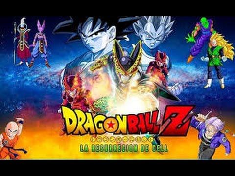 La Resurreción De Cell - Dragon Ball Z Tenkaichi Tag Team - Goku SSGSSJ Vs Golden Cell - mod