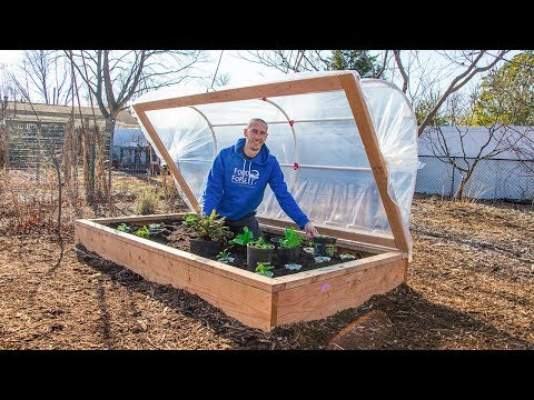 how-to-build-a-hinged-hoophouse-for-a-raised-bed-garden