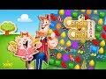 Candy Crush Saga (Level 1-5)