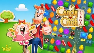 Candy Crush Saga (Level 1-5)