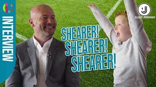 Jamie Johnson Podcast |  Alan Shearer gives his World Cup predictions! ⚽️