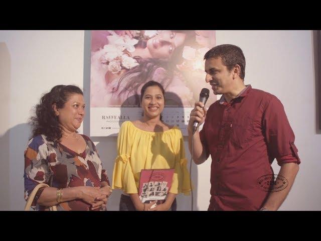 Thisuri Liyanage at the 2018 Celebrity Calendar Launch