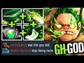 GH.GOD EPIC PUDGE CARRY WTF Build Ethereal Blade IMBA Hook Destroy Midlane Dota 2 Pro Gameplay Гайд