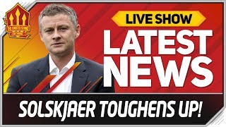 Solskjaer Unhappy with Man Utd Legend's Comments! Man Utd News Now