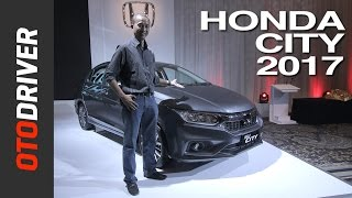 Honda City Facelift 2017 First Impression Review Indonesia | OtoDriver