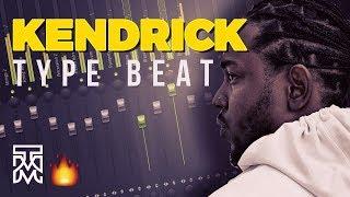 Kendrick Lamar *BANGER* type rap beat instrumental -