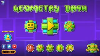 Geometry Dash Texture Pack ToshDeluxe ( Android)