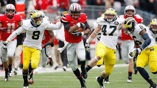 Ohio State vs Michigan 2013 Highlights (HD) 11/30/13