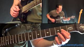 How to play Home Sweet Home - Motley Crue
