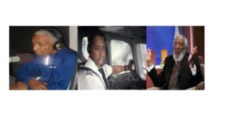 """Dick Gregory discusses the Movie """"Flight"""" starring Denzel Washington"""