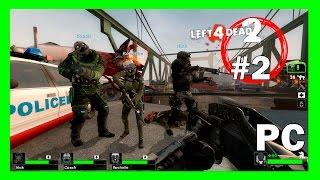 Left 4 Dead 2 - En Directo #LIVE en EXPERTO - Cold Stream L4D2 con Fails PC MODS