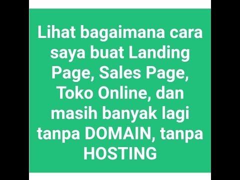 (segera-ditutup)-cara-membuat-landing-page-tanpa-domain-dan-hosting.-cek-kupon-di-deskripsi-video