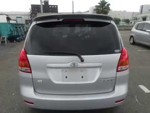 9 Seater Car >> Toyota Verso / Spacio 1500cc 7 Seats MPV - YouTube