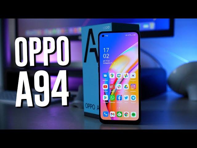 Recensione OPPO A94 5G (2021): FOTO DA TOP A MENO DI 400€!