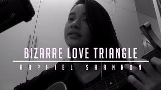 Gambar cover Bizarre Love Triangle | Frente (cover)