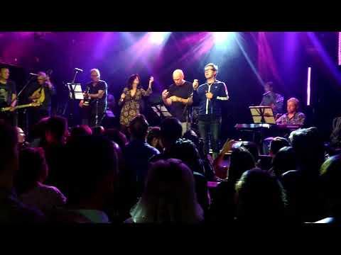 The Whole Of The Moon - Damhnait Doyle, Danny Michel, and John Mann (Spirit of John concert)