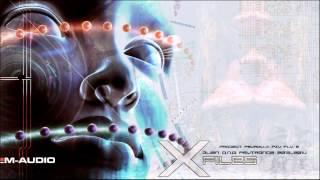 Project Psyrah-X - Unknown Lifeform - Alien DNA Psytrance - Venom HD/HQ 3D