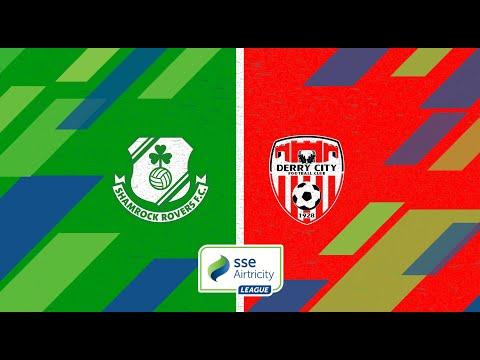 Premier Division GW17: Shamrock Rovers 2-0 Derry City