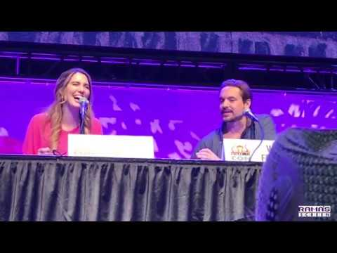 'KIM POSSIBLE' Voice Stars Panel With Christy Carlson Romano And Will Friedle