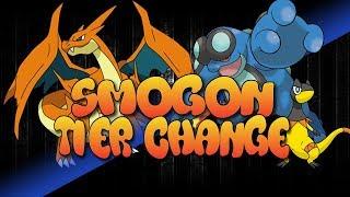 SMOGON TIER CHANGE [ January 2018 ]