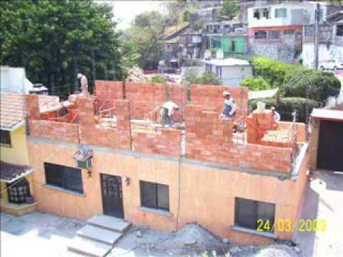 Construcciones rusticas palapas en morelos youtube for Construcciones rusticas