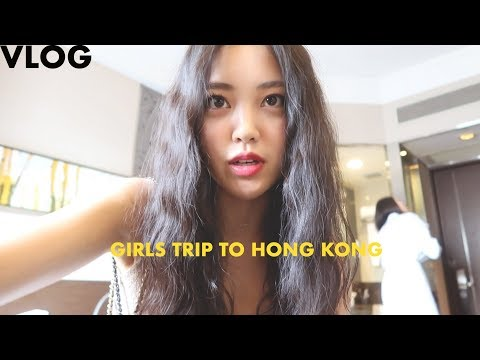 Vlog | Weight training in Seoul, Weekend Trip to Hong Kong, Trying Indonesian food in Korea