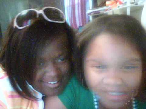 me in green and the bestie wit the glasses
