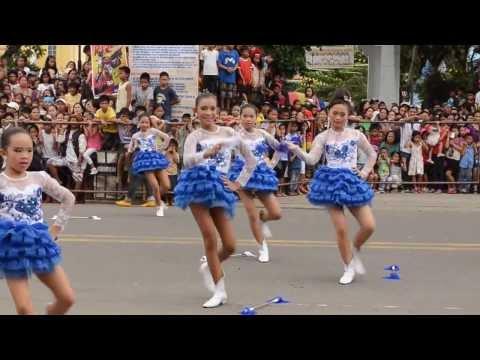 Baao Central School Majorettes 2013