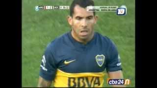 ARGENTINOS JRS 1 BOCA 3 | FECHA 25 | PRIMERA DIVISION FUTBOL | ARGENTINO