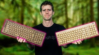 Download $1,400 Wooden Keyboard vs. a $40 one Mp3 and Videos