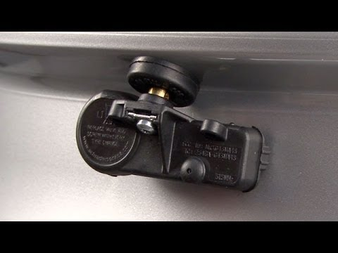 How long to install tire pressure sensor ford escape