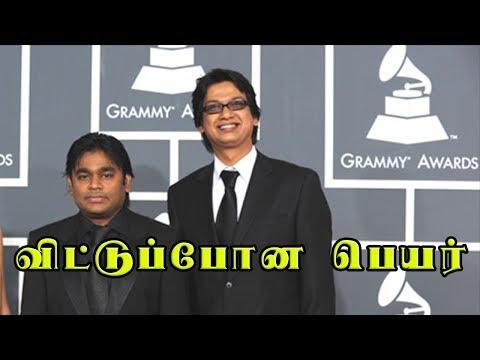 Rahman Credits Everyone   Singer Vijay Prakash