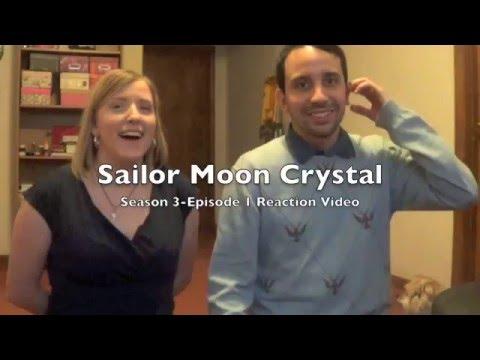 Download REACT: Sailor Moon Crystal Season 3 Episode 1!