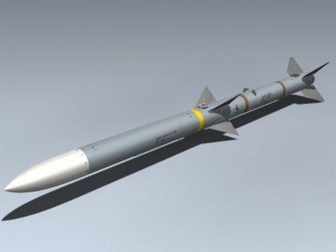 Raytheon AMRAAM Missile